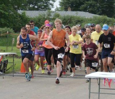 Nahma 5k race